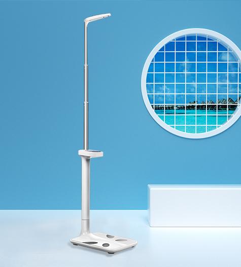 智能超声波身高体重电子测试仪将大范围推开